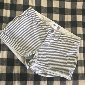 Old Navy Gingham Striped Shorts